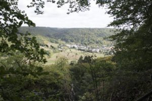View from the Mullerthal trail