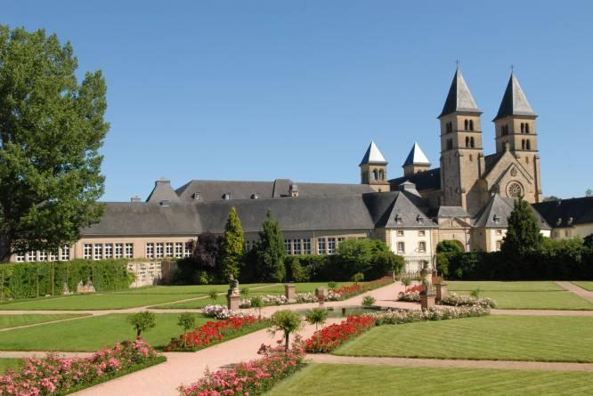 Basilique d'Echternach